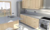 カラーリング kitchen2