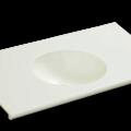 人工大理石洗面器一体カウンターBHS-106A1_900
