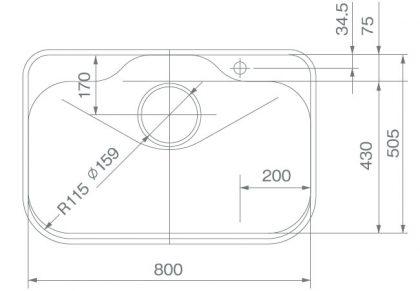 COMO-C8寸法図