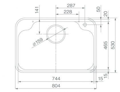 COMO-IB寸法図