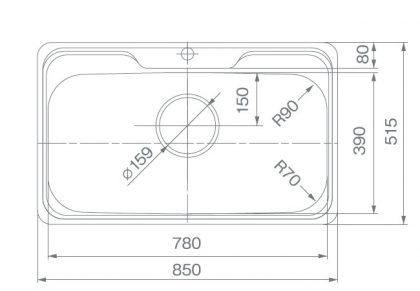 COMO-V8寸法図