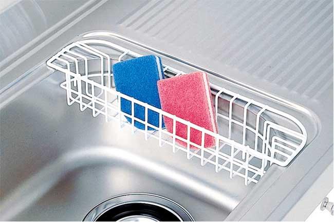 YAシンクアクセサリー洗剤カゴ