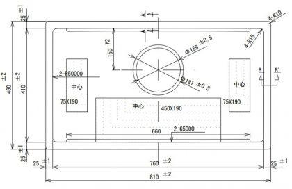 JSN-3F寸法図