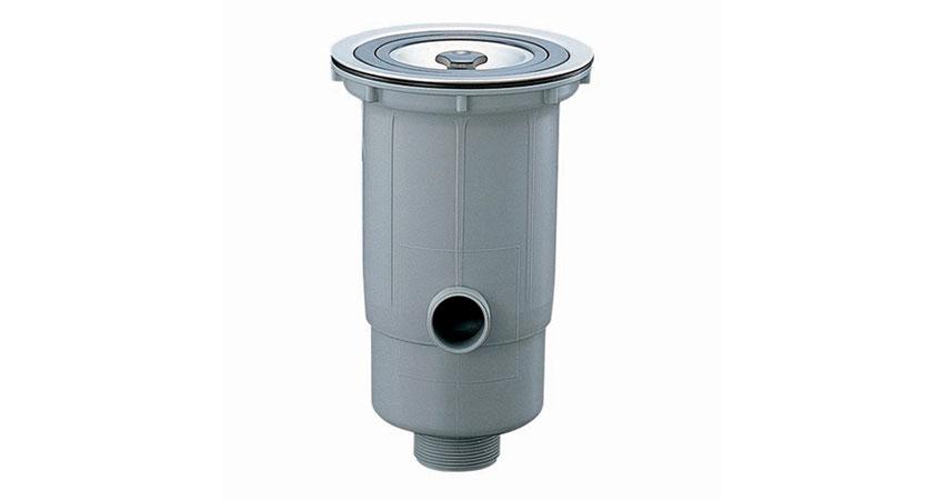 SBL-W(2槽)シンク排水部品