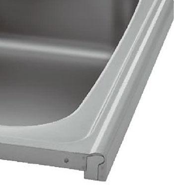 SH-CKGコンパクトキッチン前垂形状
