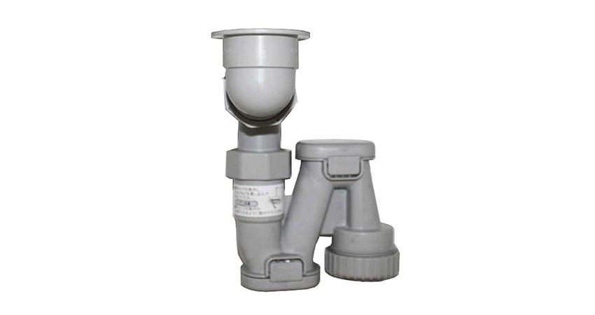 DK専用排水部品