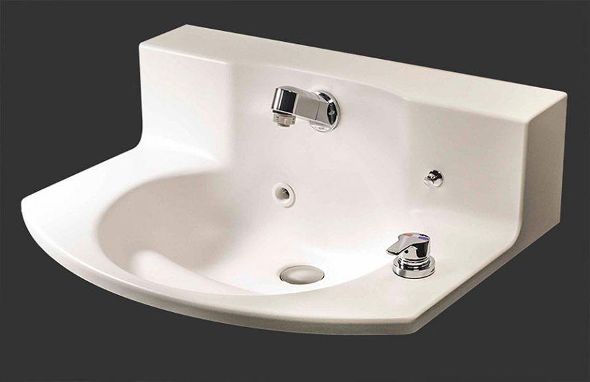 ユニバーサルデザイン洗面カウンターUDH750