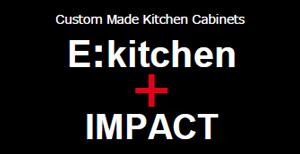E:kitchen+Impactキャビネット