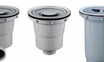キッチン排水トラップの種類