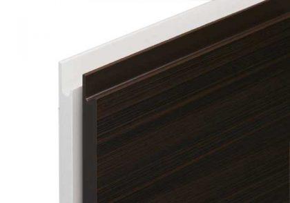 木口塗装タイプメラミンポストフォーム扉