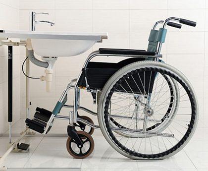 洗面器一体カウンターユニバーサルCT