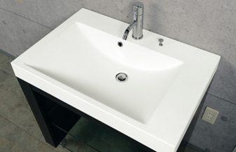 ベッセル型洗面器SQR750