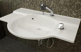 洗面器一体カウンターUD900