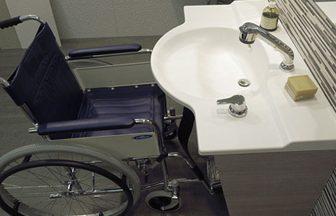 洗面器一体カウンターUD750