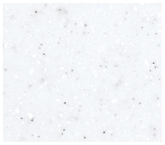 人工大理石 ノーブルライトEL 410K アイスホワイト