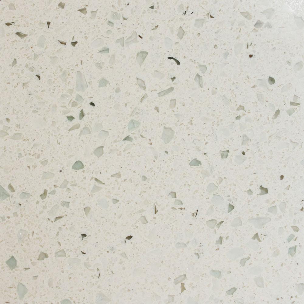 カルチャードクォーツ Cultured Quartz Ice White アイスホワイト