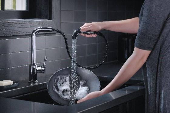 キッチン水栓 Purist (ピューリスト) K-7505 KOHLER