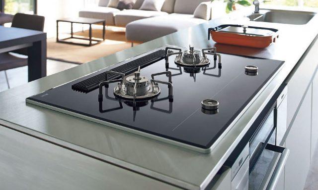 ハーマンHARMAN ビルトインコンロ・オーブン機能一覧表
