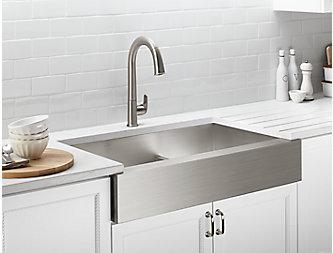 KOHLER コーラー エプロンフロント apron-front sink