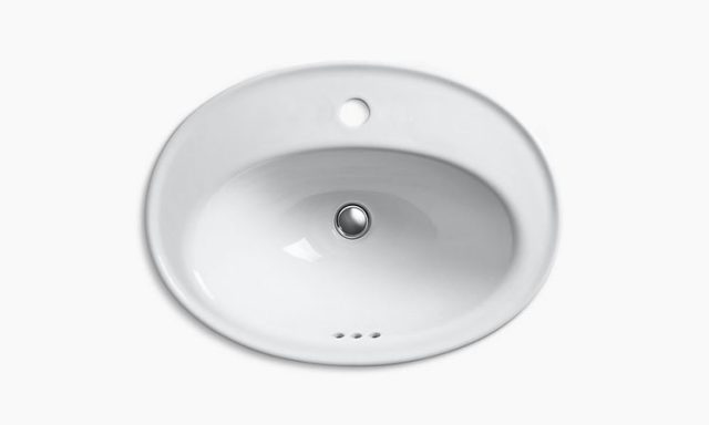 K-2075T-1 Serif セリフ KOHLER 洗面器 (取寄せ品)✈