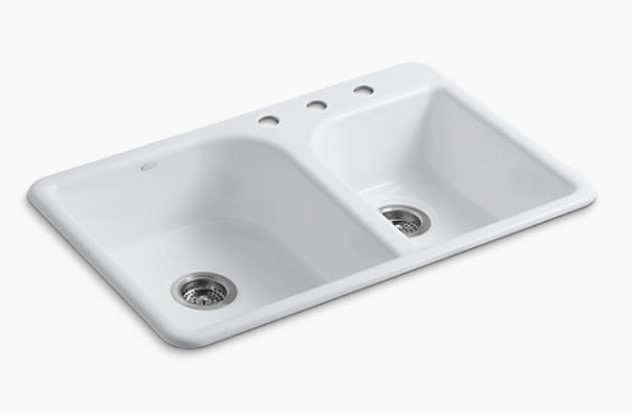 KOHLER Efficiency K-5948-3-0