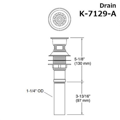 K-7129-A寸法図