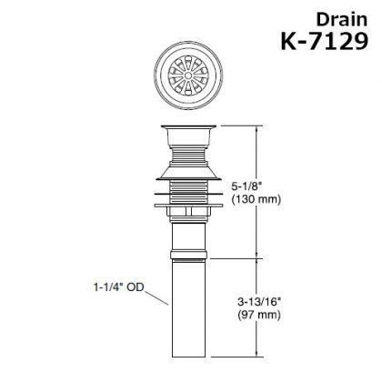 K-7129寸法図