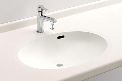 洗面器一体カウンターKMB6AGW-4AICA