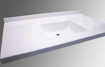 洗面器一体カウンターGMK-500-550