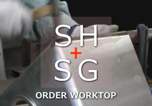 SH+SGオーダーワークトップ