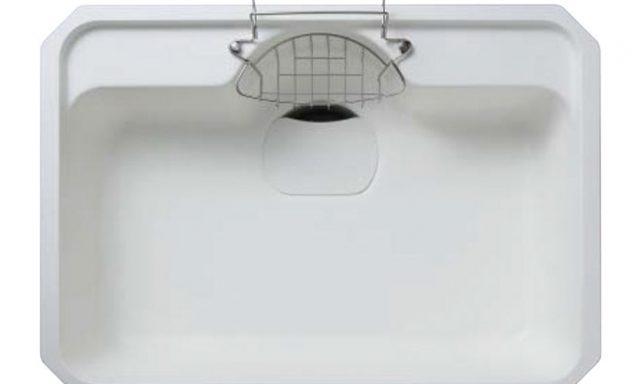 アクリル系人工大理石カラーシンク TK780(780×542)