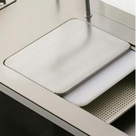 3Dシンク調理台プレート
