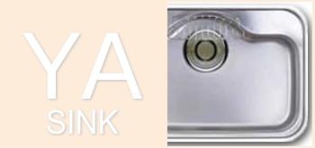 キッチンシンクシリーズya-sink