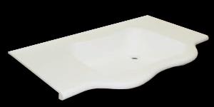 人工大理石洗面一体カウンターBHS-410_900